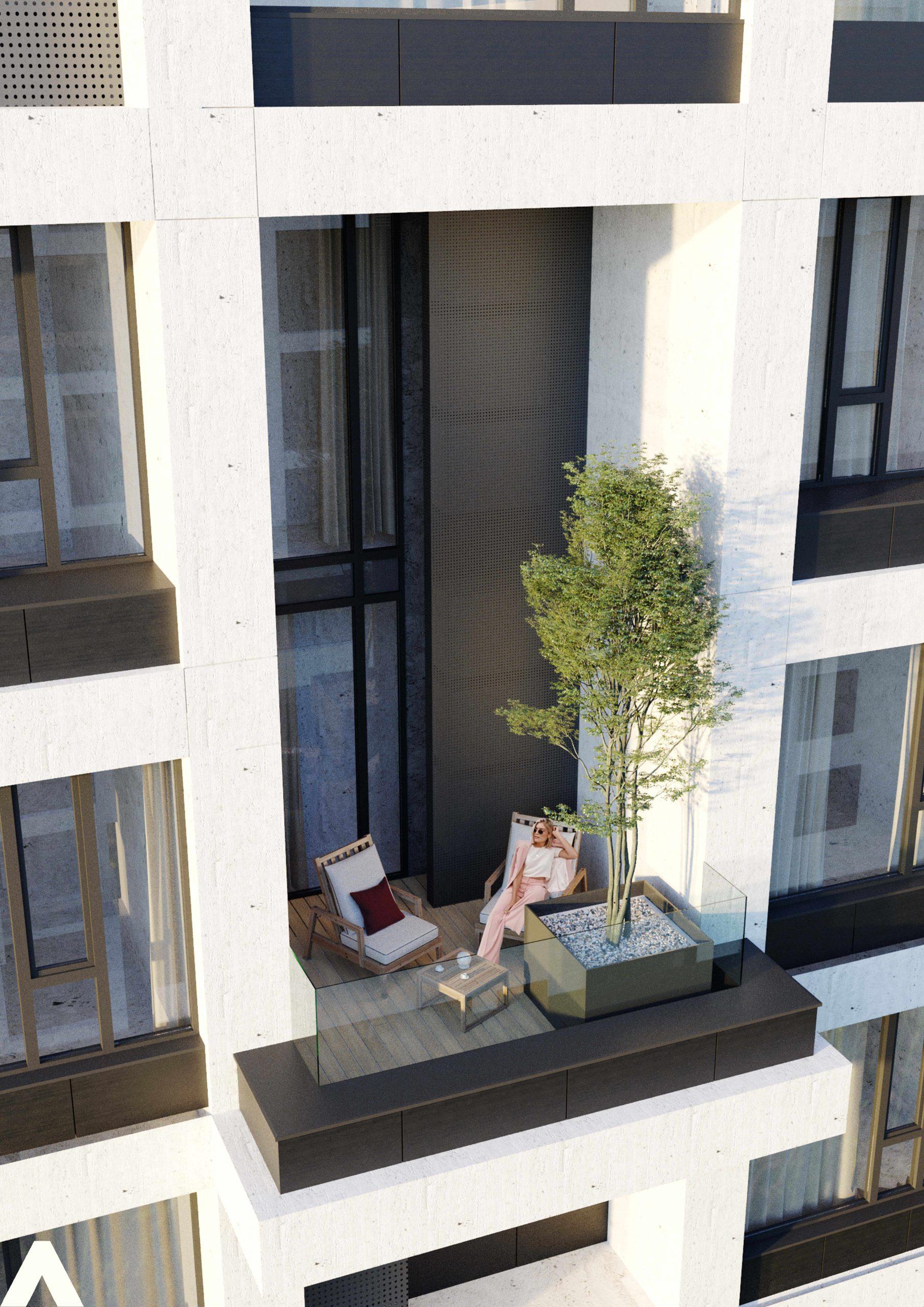 Первые жильцы смогут въехать в новое жилье летом 2022 года