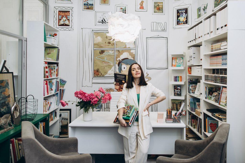 Анна Похлебаева, «АРТБУКС». Выпускали по одной книге в неделю, когда другие издательства остановились