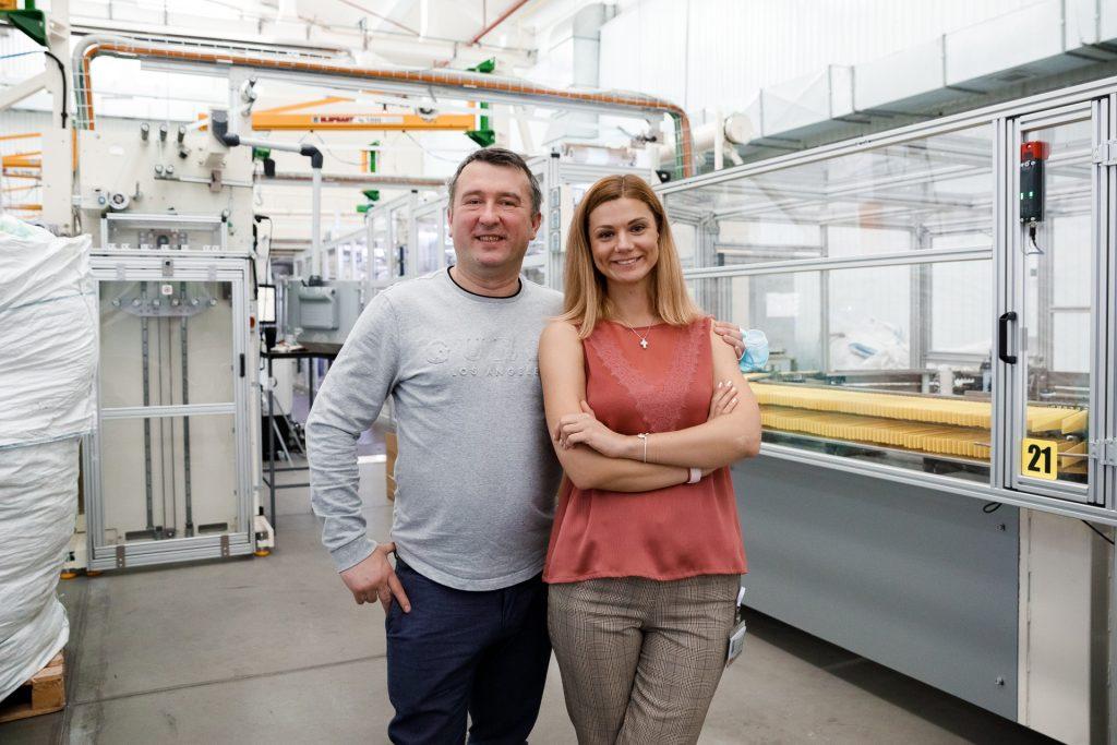 Роберт Дрея и Светлана Новая