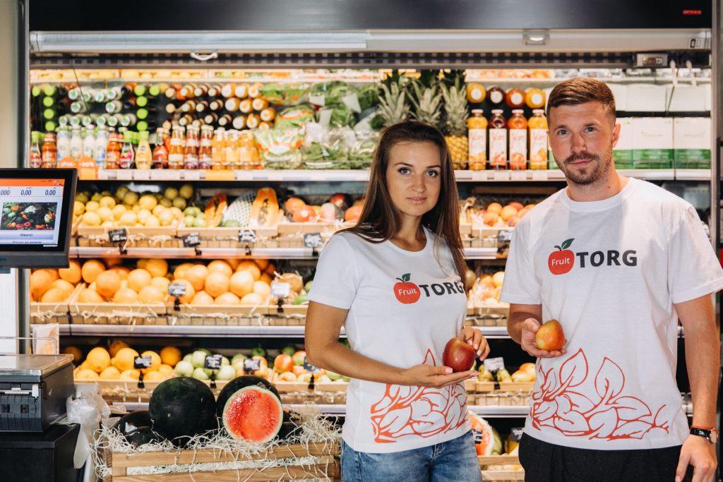 Богдан Рак и Валентина Зубар, Fruittorg. Создали платформу по продаже овощей и фруктов в онлайне