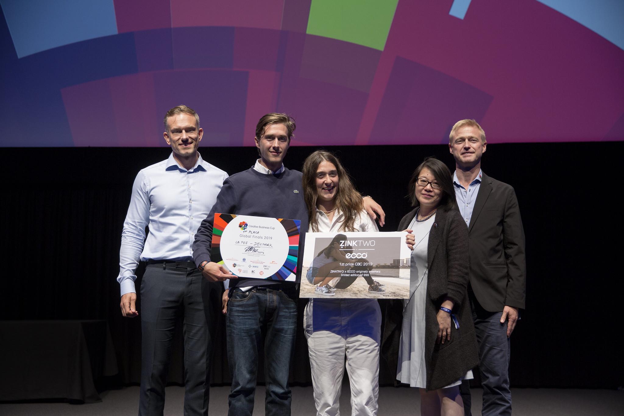 Creative Business Cup 2019. Фото: Кристиан Риддер-Нильсен/Creative Business Cup