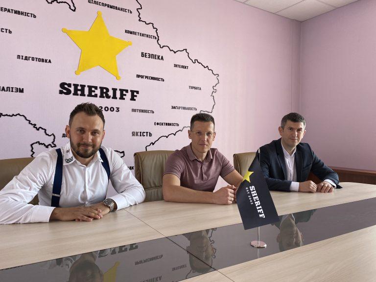 Евгений Артюхов, Дмитрий Стрижов и Дмитрий Йовдий