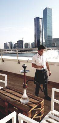 Я научил жителей ОАЭ делать кальяны. Их курят Рианна и футболисты Реала, а мой оборот – $3 млн