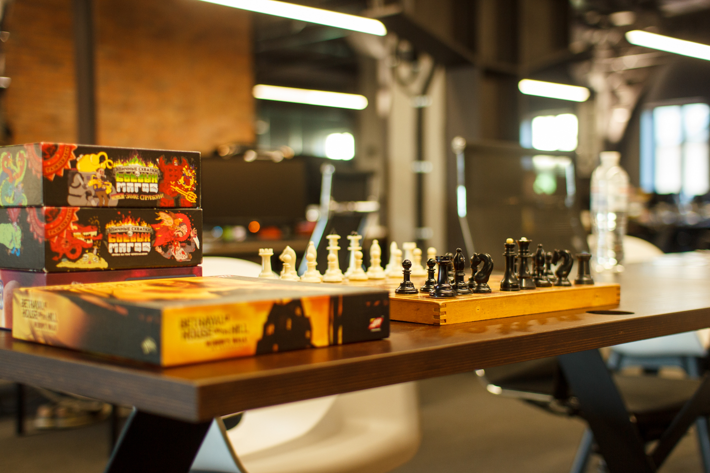Офис Blackwood Games