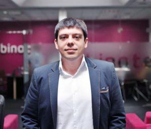 Павел Флейшер, Binotel