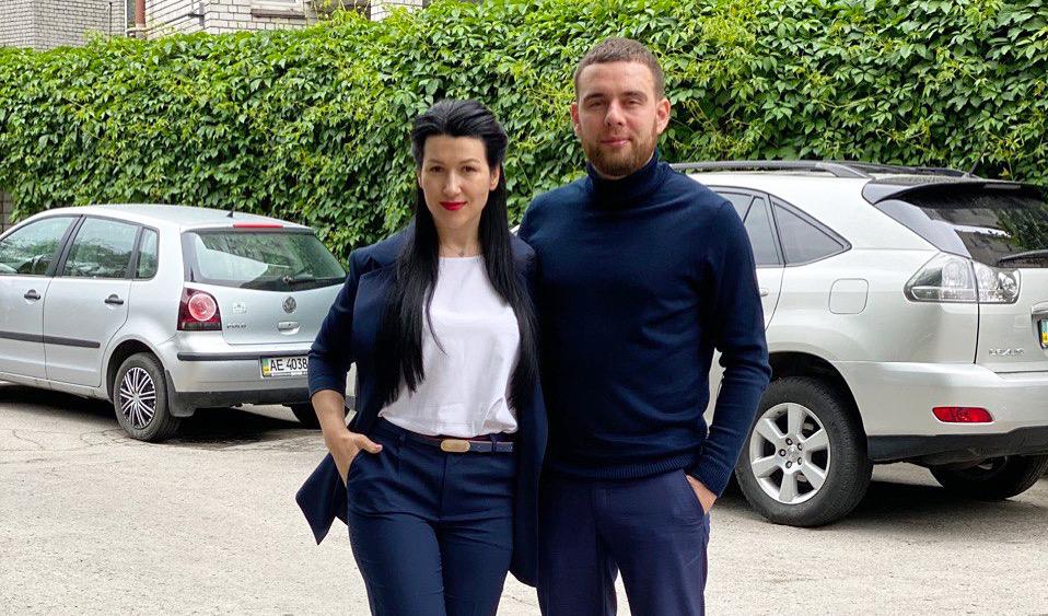 Татьяна Скорнякова и Сергей Шелест, SheMax