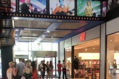 Новый магазин H&M