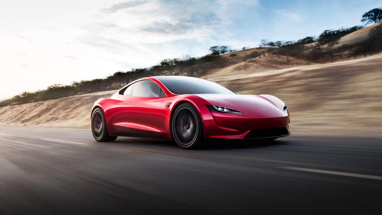 Tesla The Roadster