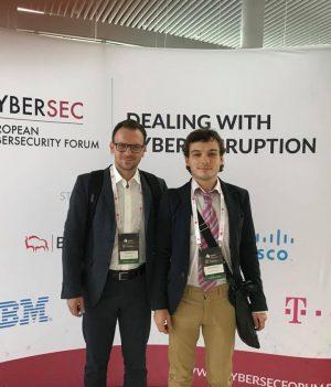 Юлий Мелащенко и Константин Погромский