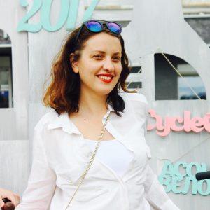 Юлія Белінська, засновниця та головна редакторка сайту Retailers.ua