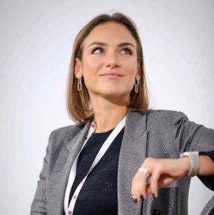 Анна Завертайло, співзасновниця кафе-кондитерської Honey