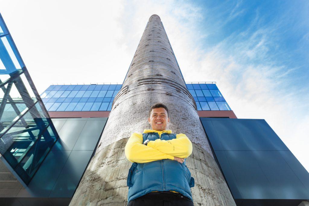 Андрей Буренок в UNIT.City