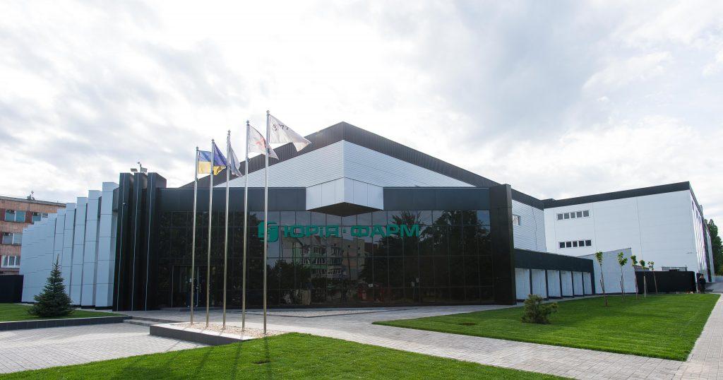 Фармацевтическая корпорация «Юрія-Фарм»
