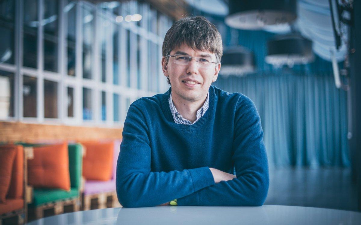 Николай Палиенко. Фото: EVO.business