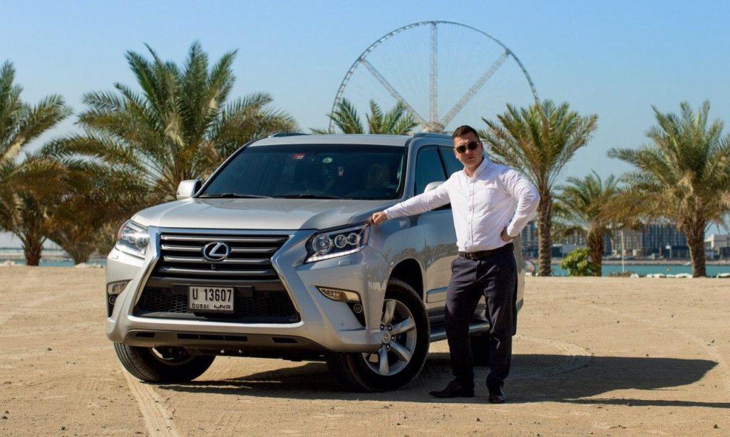 Дмитрий Рюмин пять лет помогает наладить продажи в ОАЭ