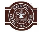 Первый логотип Starbucks. Фото: Sostav