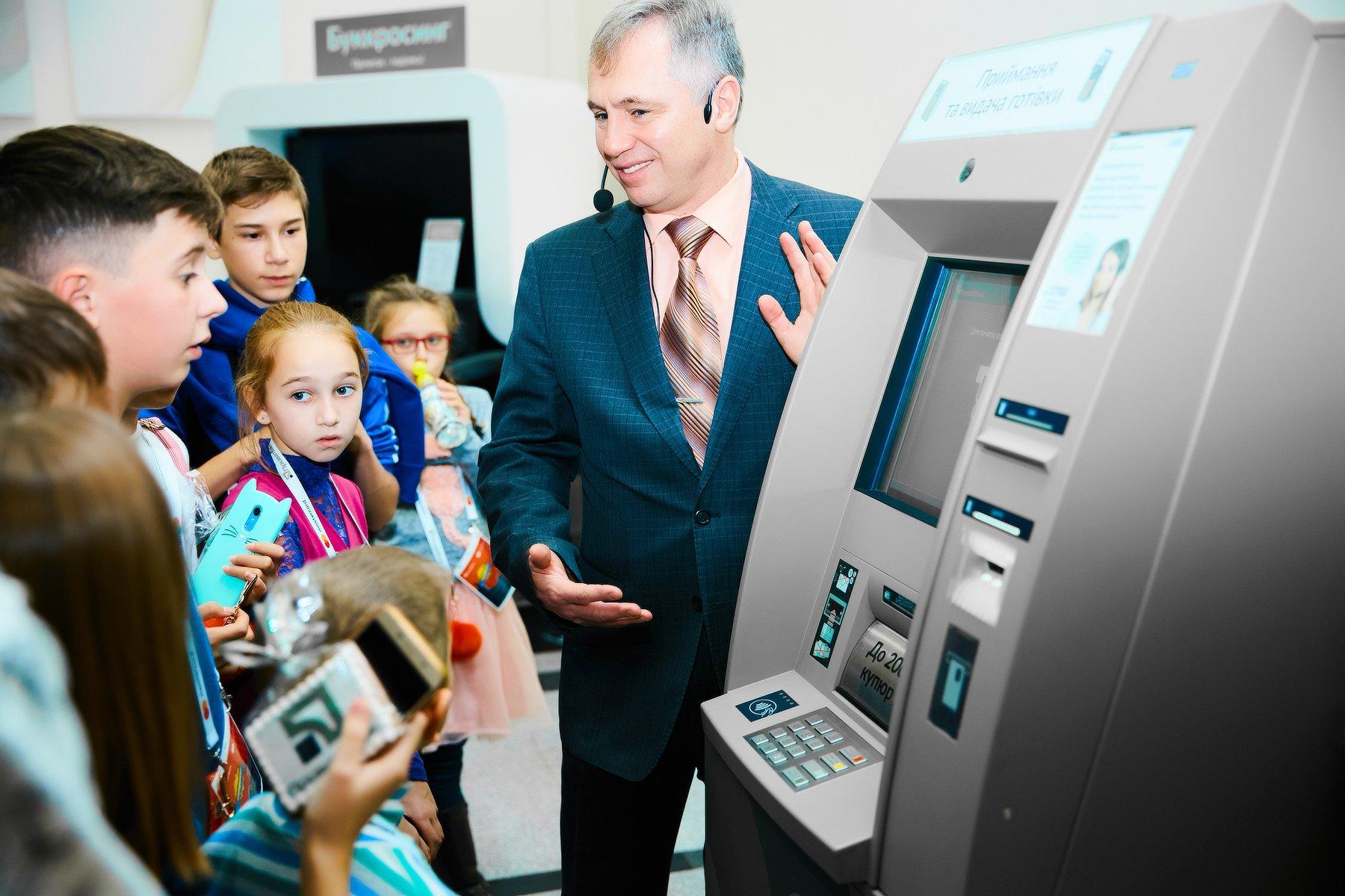 У Бізнес-школі «ПриватБанку» всіх дітей навчають, як назбирати на мрію