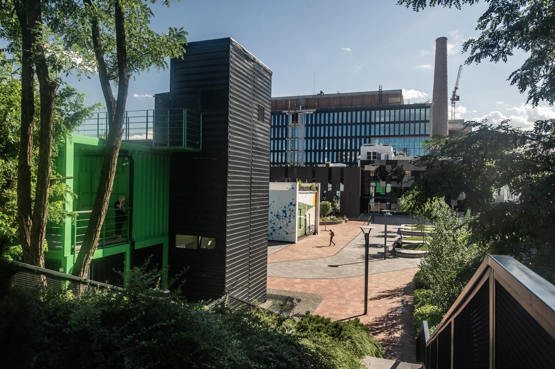 В UNIT.City построят пять бизнес-кампусов: «Ковальская» вложит в проект  более $70 млн | MC.today