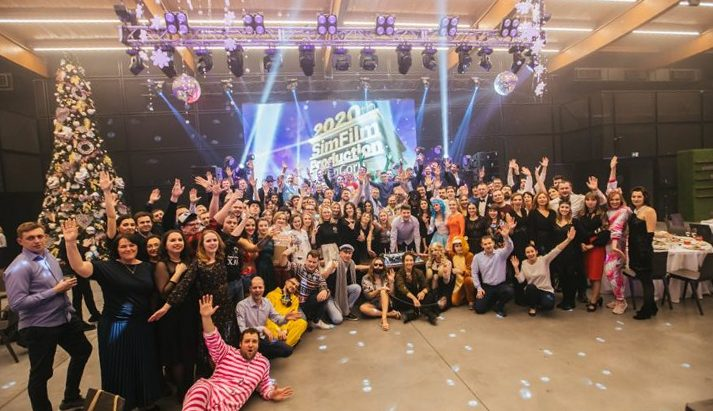 Новый Год в SimCorp Украина