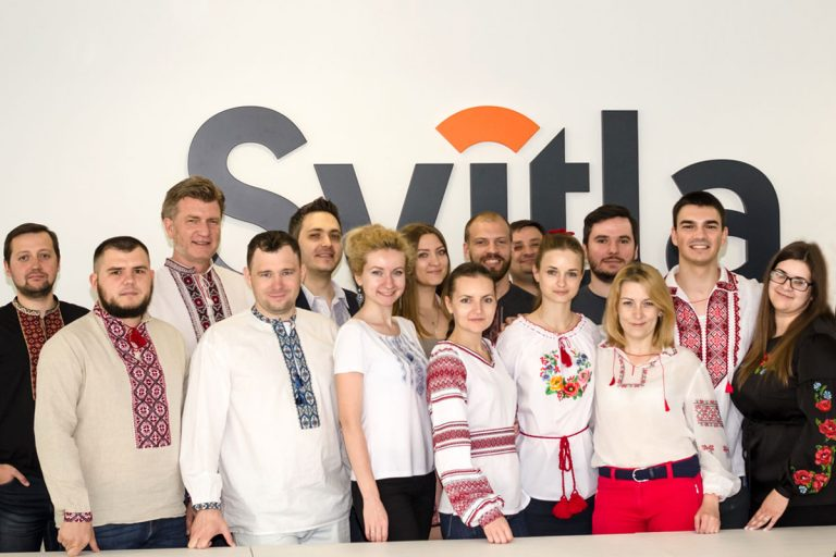 Команда Svitla Systems
