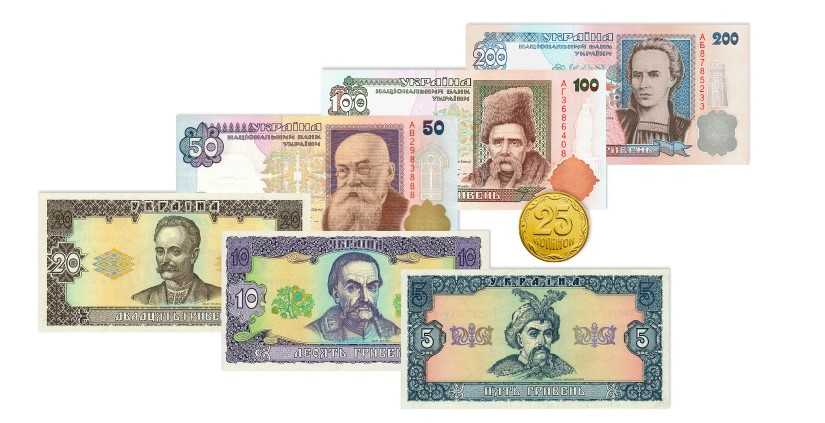 Через месяц монеты в 25 копеек и старые банкноты выведут из оборота. Вот как их можно обменять