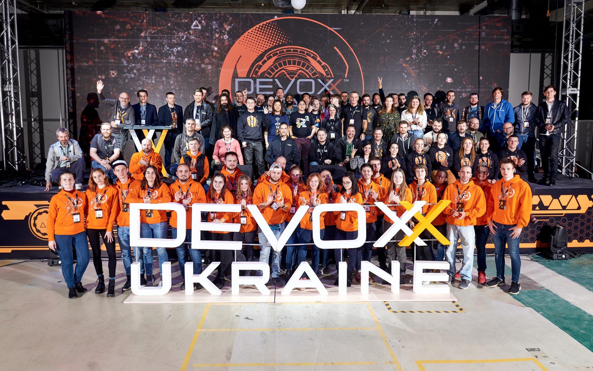 Конференція Devoxx Ukraine 2019