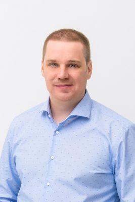 Артем Феньковский − операционный директор и сооснователь Phase One Karma