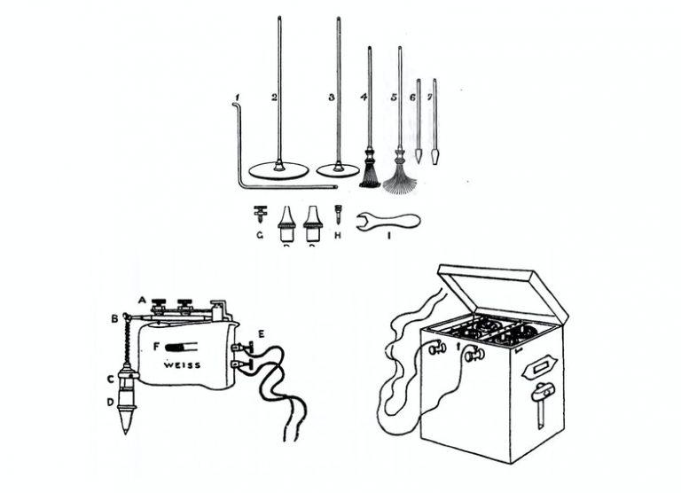 Электромеханический вибратор компании Weiss