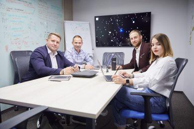 Проект Sparta от «Альфа-Банк Украина»