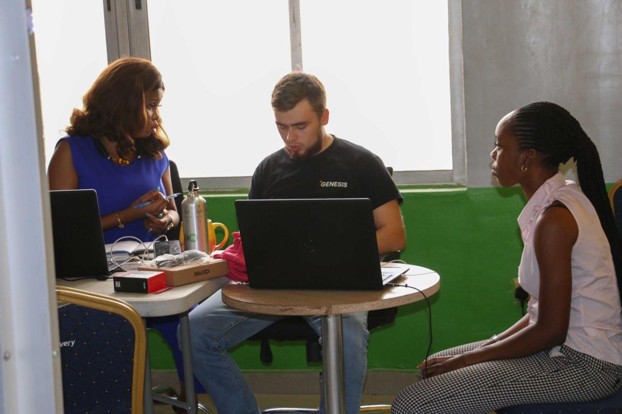 Офис Jiji в Нигерии