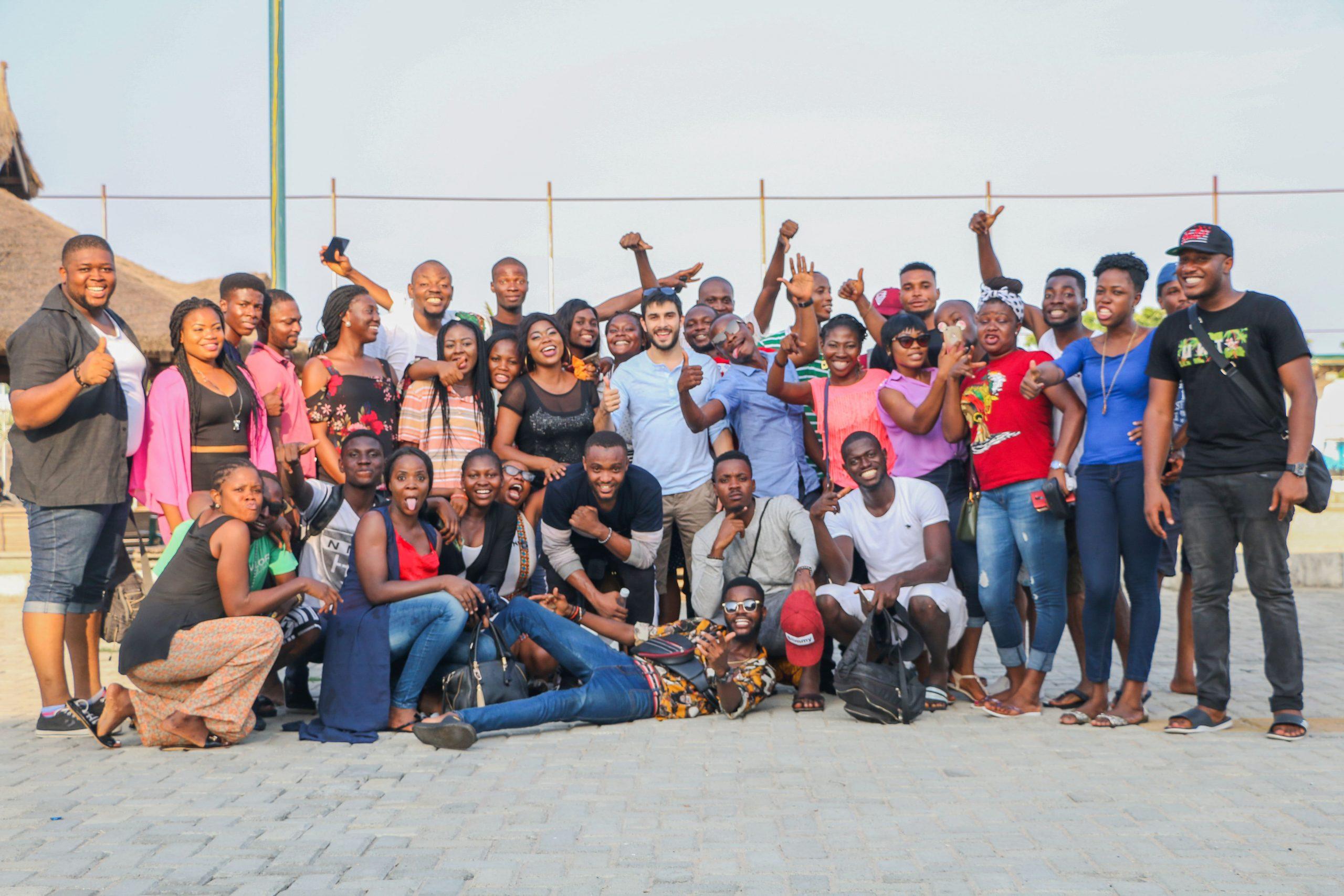Команда Jiji в Нигерии