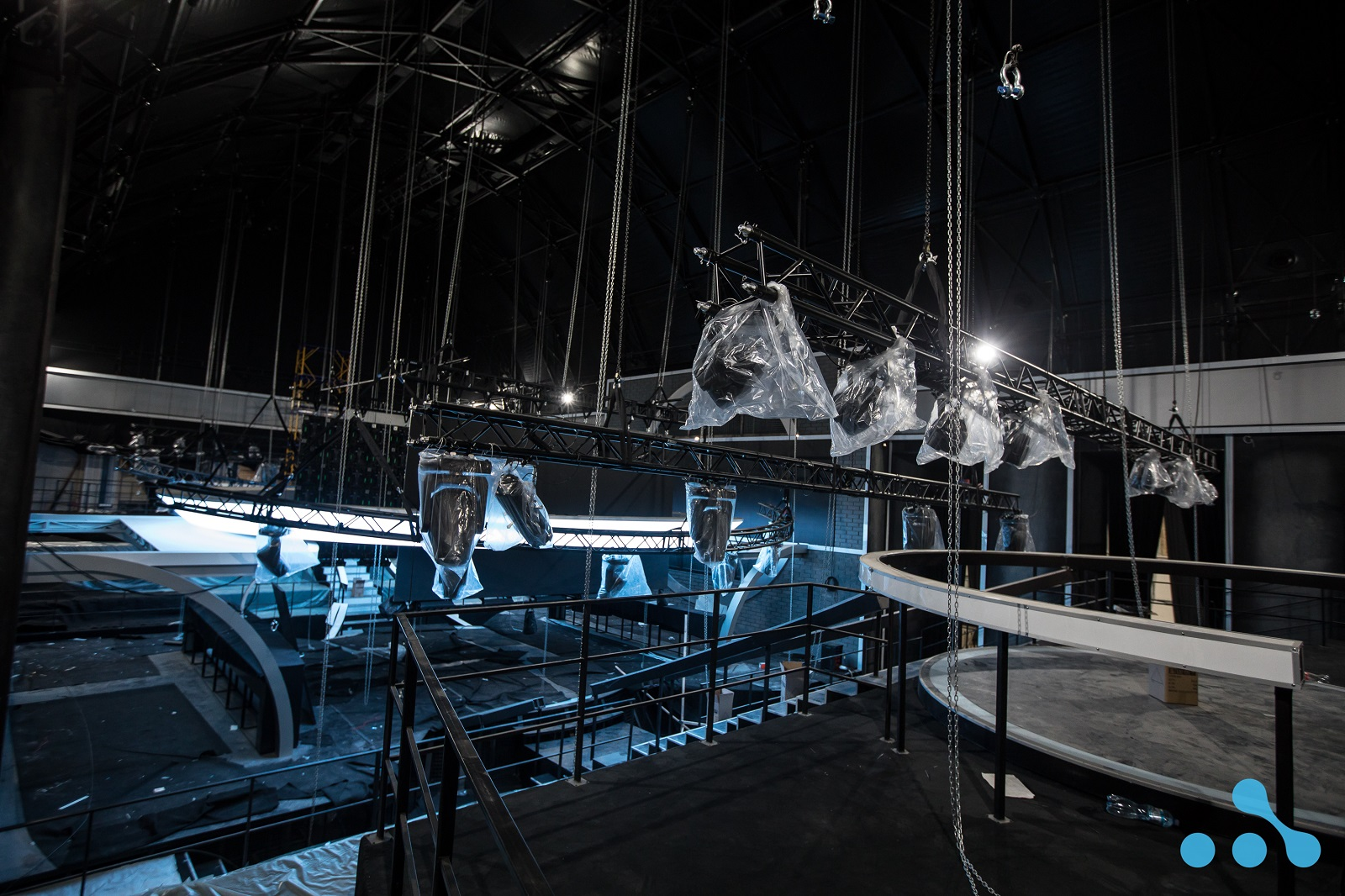 WePlay Esports Arena Kyiv. Этапы строительства. Источник фото: WePlay Esports