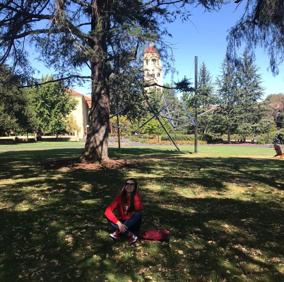 Кампус Стэнфорда