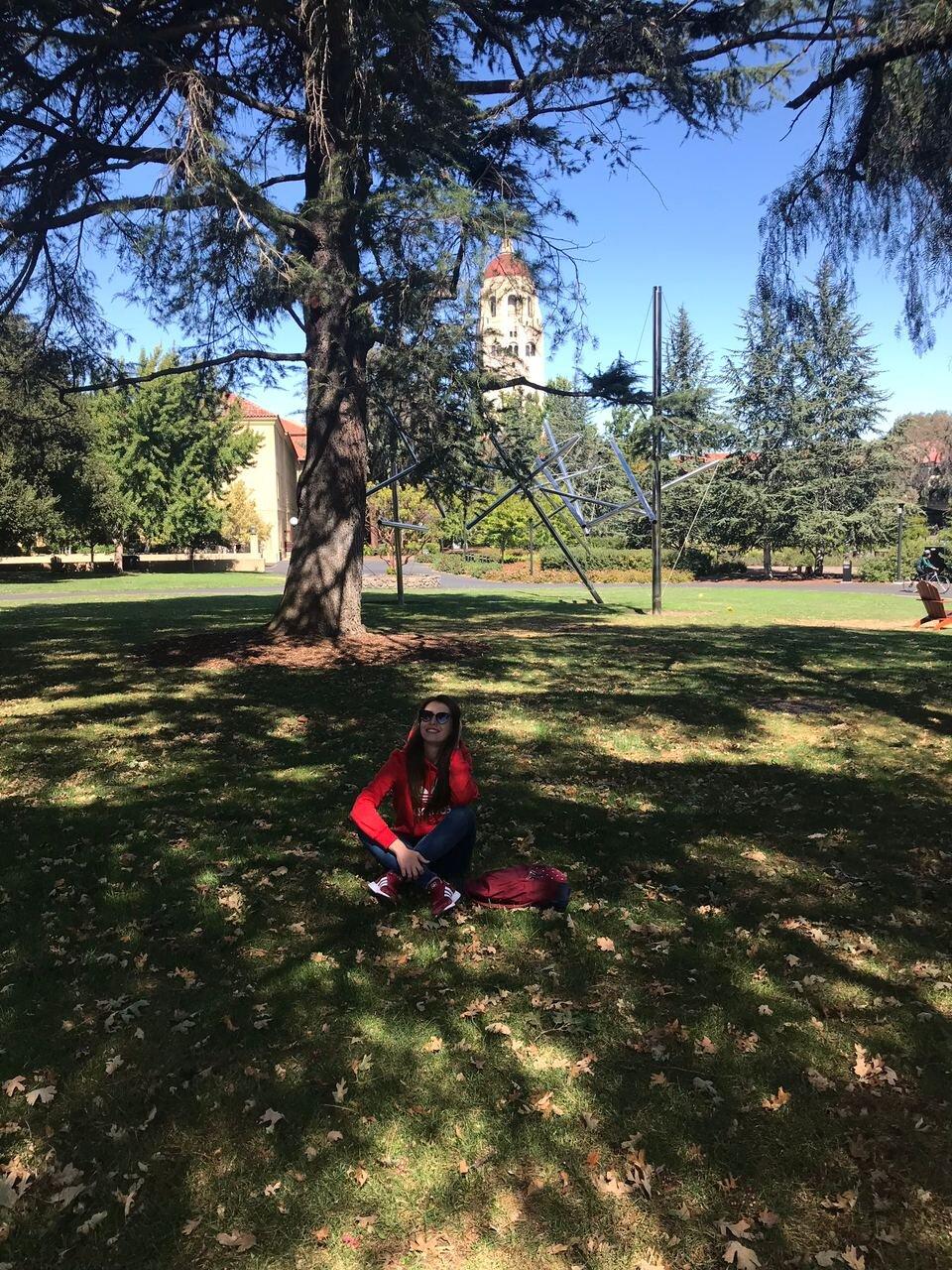 Кампус Стенфорду