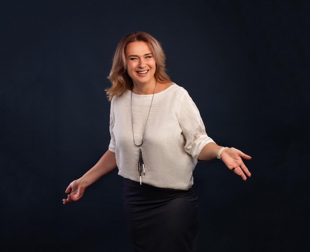 Александра Руденко, основательница Учебного центра Александры Руденко, 44 года