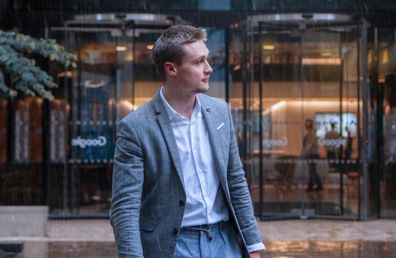 Антон Дьяченко, основатель агентства видеомаркетинга VideoGears, 25 лет