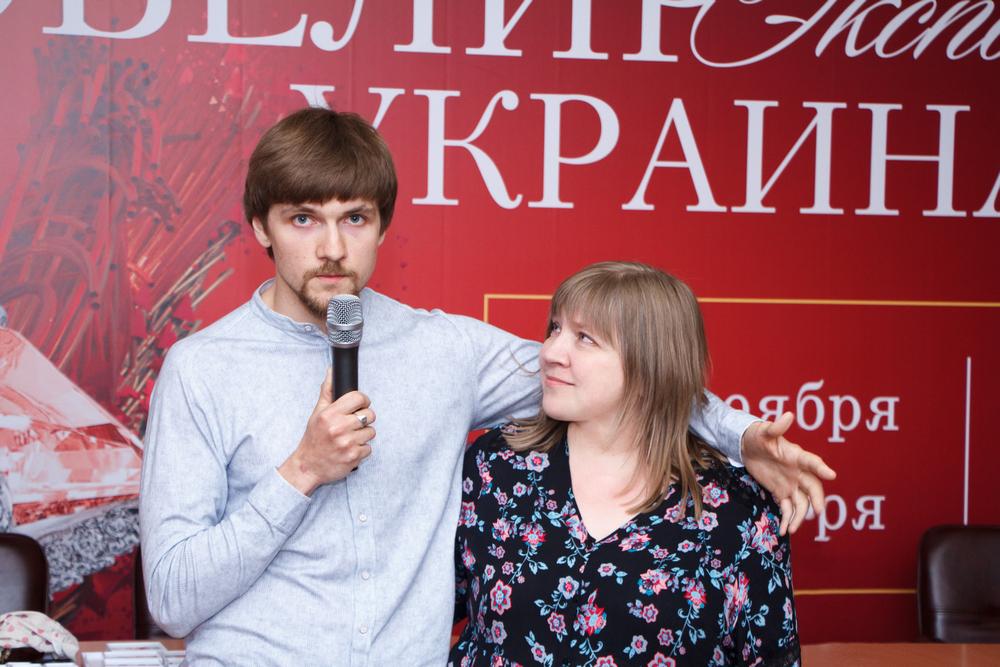 Елена и Антон Масловы, основатели ювелирного дома «Оринго», 49 и 28 лет