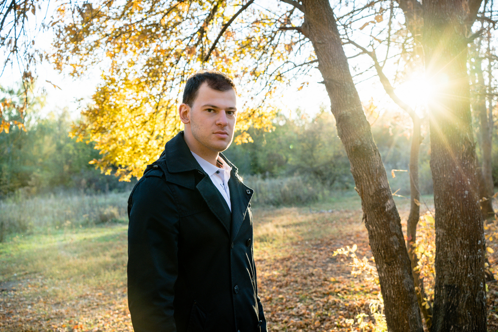 Виктор Савченко, владелец Fifties – сети кафе, фотостудии и студии красоты, 31 год