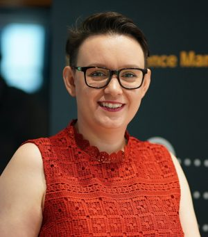 Эдита Каминскайте, руководитель подразделения SAP