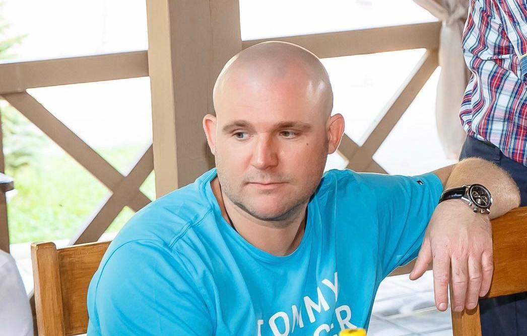 Антон Чайка, основатель предприятия по переработке отходов полимеров LarusLab, 37 лет