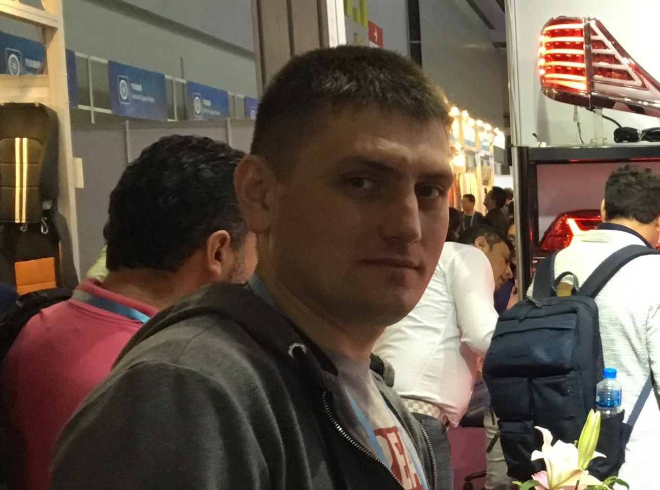 Сергей Лободенко, владелец интернет-магазина электроскутеров Bibika.com.ua, 35 лет