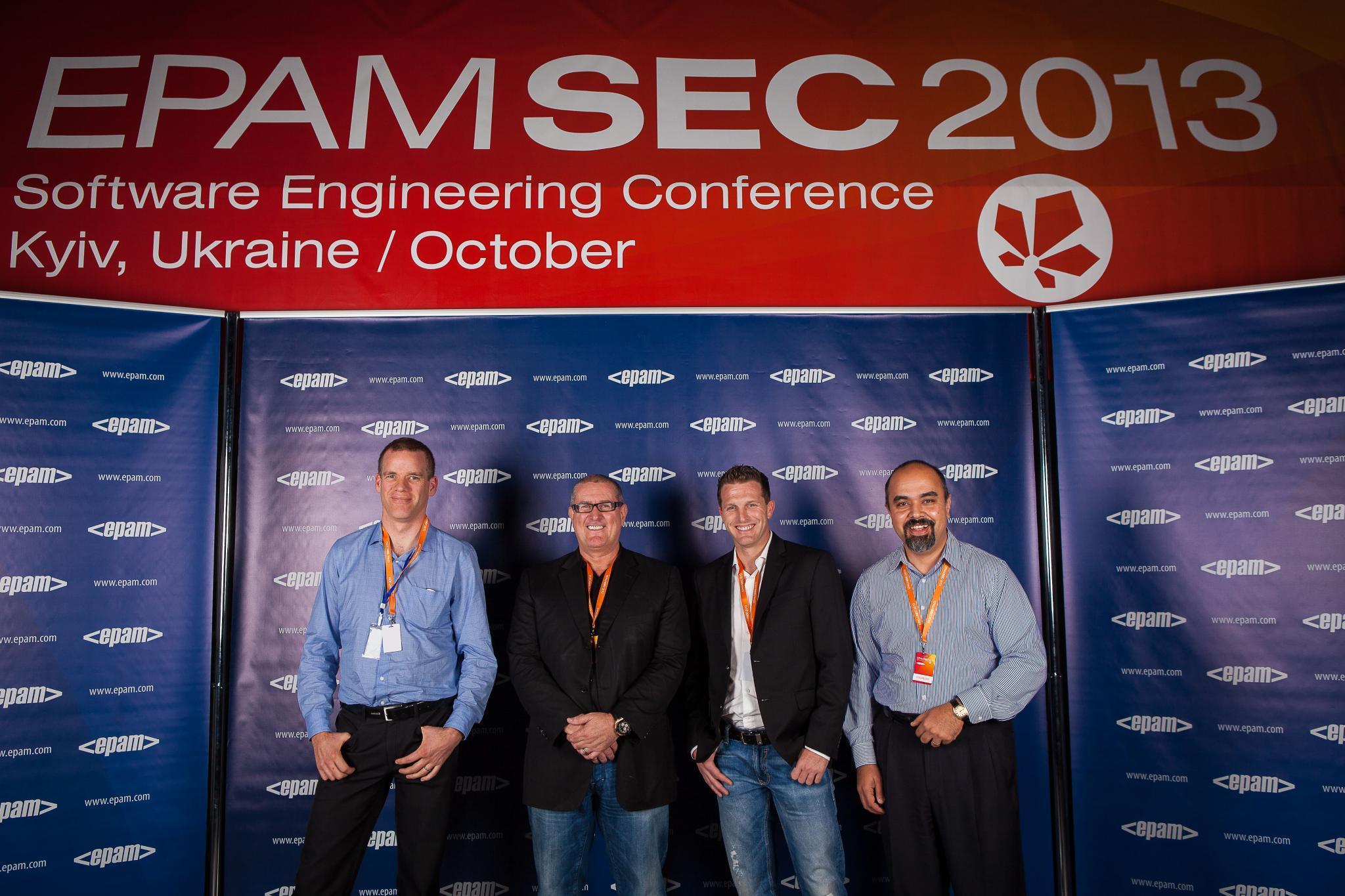 Конференция SEC в 2013 году
