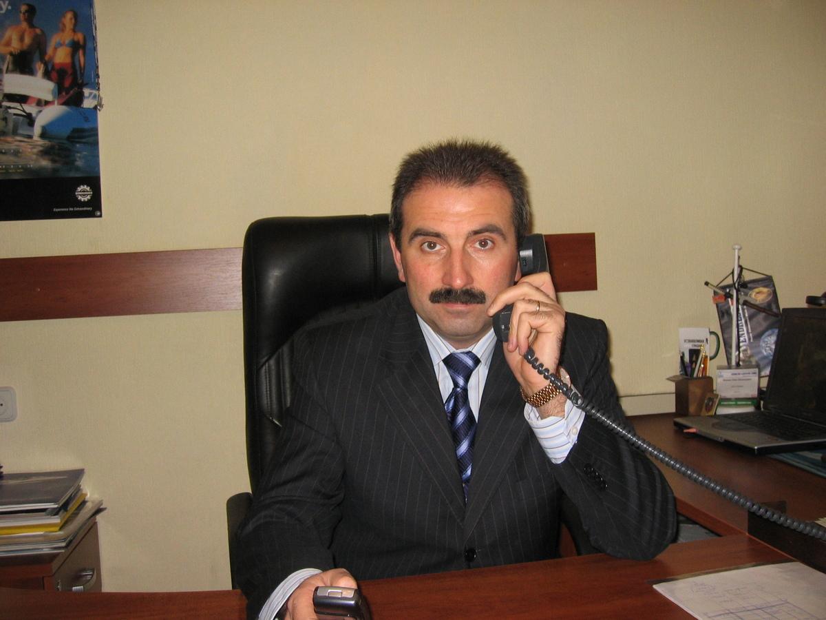 Олег Исенко, владелец компании «Бриг Моторс», которая занимается продажей и обслуживанием водной техники в Украине, 57 лет