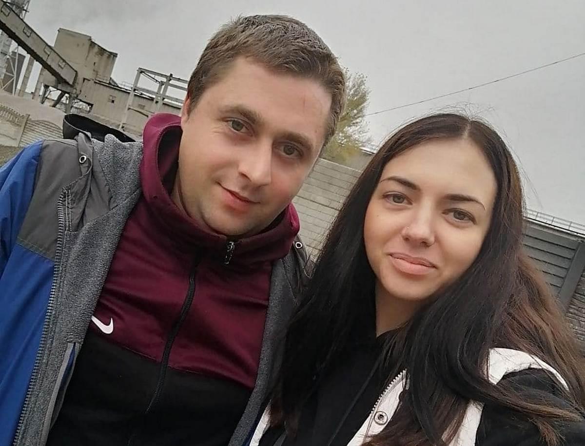 Татьяна и Олег Извековы, владельцы фирмы «Забор-Харьков», 29 и 30 лет