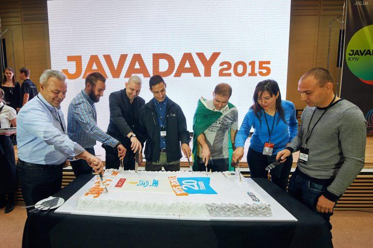 JavaDay в 2015 году