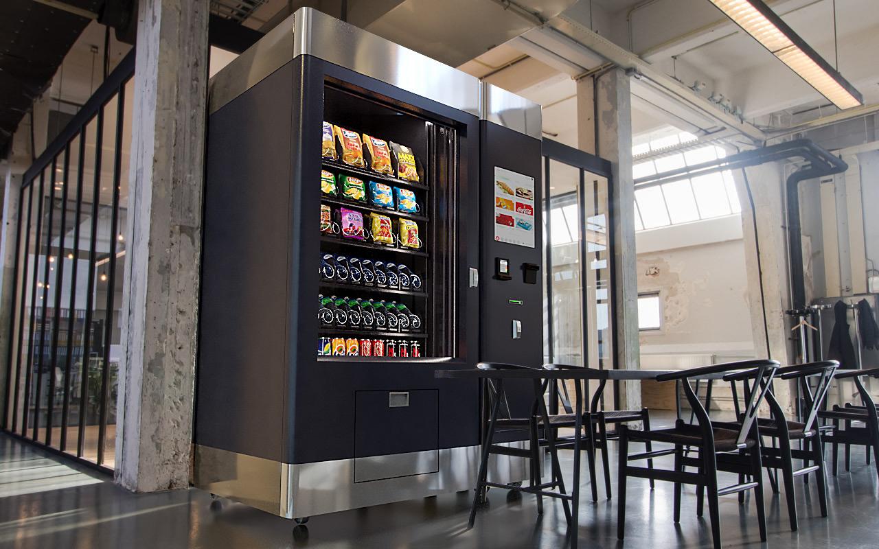 Торговельні автомати в ЦУМ
