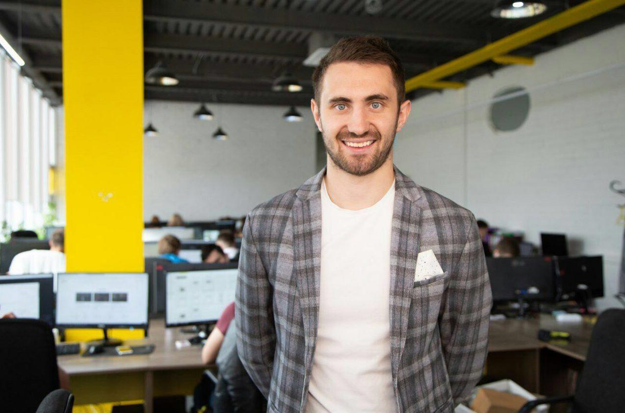 Максим Самко, основатель компании по разработке сайтов Art Lemon, 30 лет