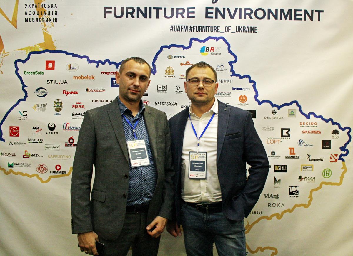 Максим и Евгений Миженские, основатели торговой марки Stojka, 42 и 37 лет
