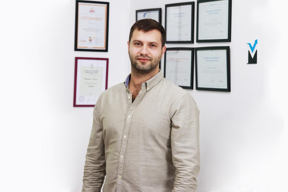Михаил Клячко, основатель агентства интернет-маркетинга Mnews.agency, 32 года
