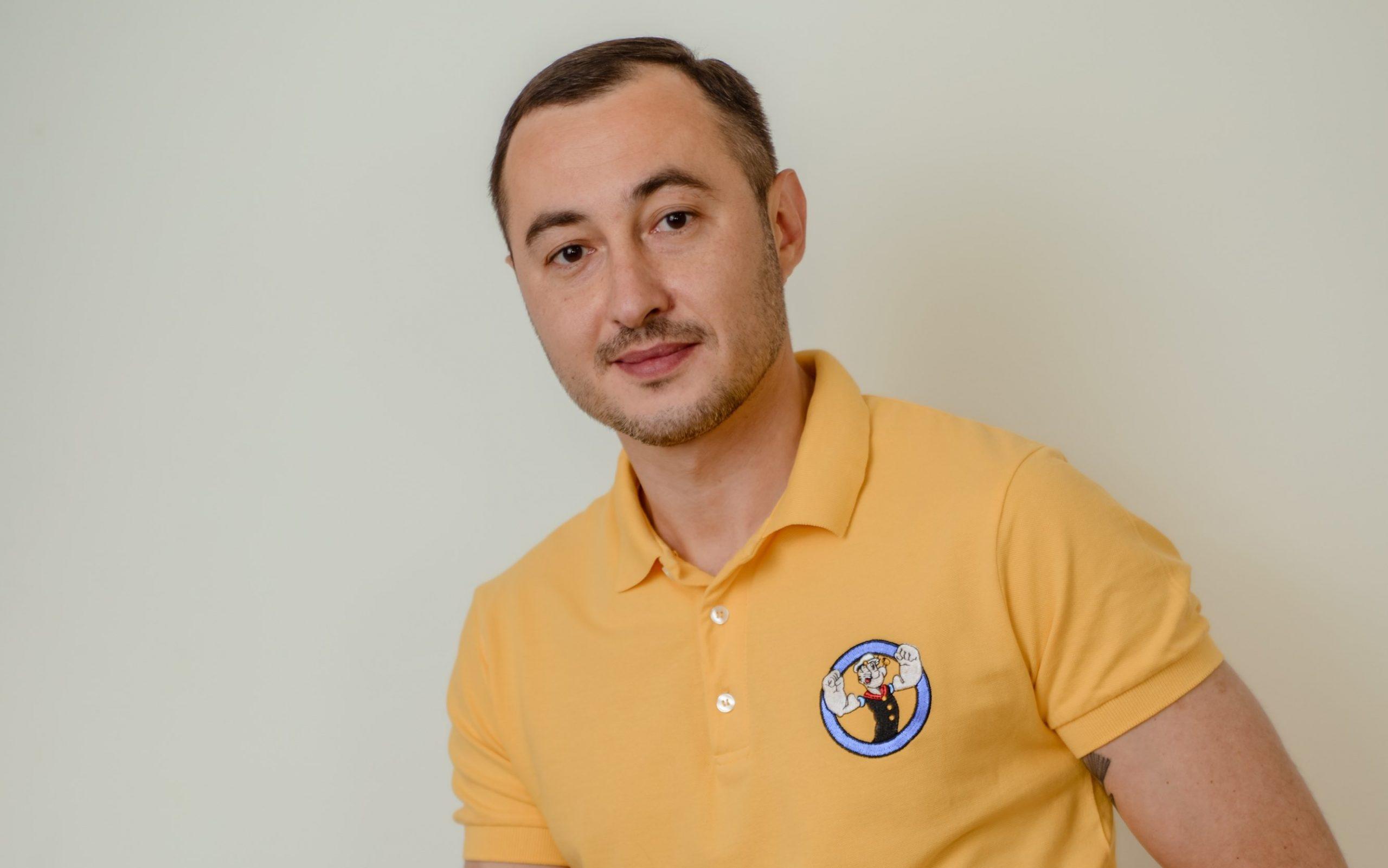 Александр Муратов, основатель Designloft – интернет-магазина дизайнерской мебели, декора и освещения, 41 год